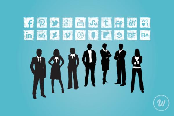 redes sociales empresa blog