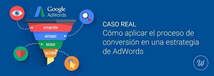 embudo conversion google adwords
